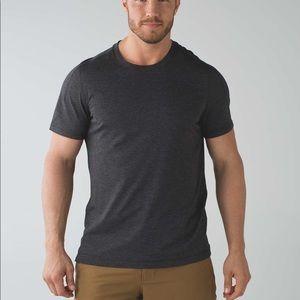 LULULEMON | Dark grey tshirt